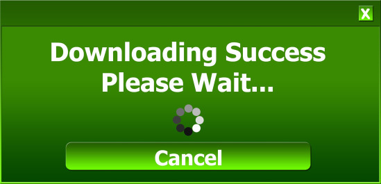 download-succes