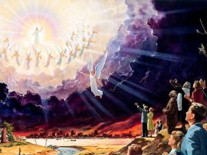 second-coming-of-jesus-wallpaper